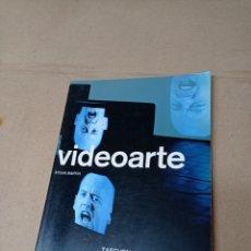 Libros de segunda mano: VIDEOARTE, SYLVIA MARTIN. Lote 277143698