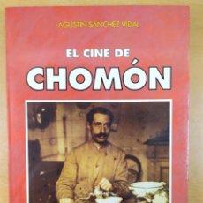 Libros de segunda mano: EL CINE DE COMÓN / AGUSTÍN SÁNCHEZ VIDAL / 1992. CAJA DE AHORROS DE LA INMACULADA. Lote 277572483