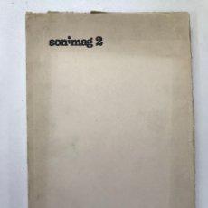 Libros de segunda mano: SONIMAG 2VI CONGRESO INTERNACIONAL CINEMATOGRÁFICO 1964 REF I. Lote 278204493