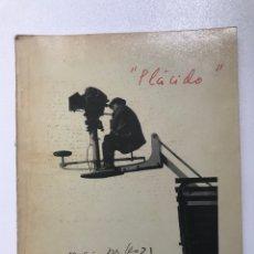 Libros de segunda mano: PLACIDO TEMAS DE CINE N 14,15 25X20CM-139 PÁGINAS REF I. Lote 278209123