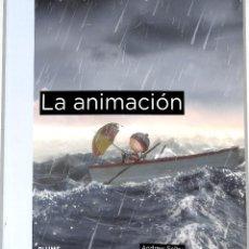 Libros de segunda mano: LA ANIMACIÓN - ANDREW SELBY - ART BLUME. Lote 278355628