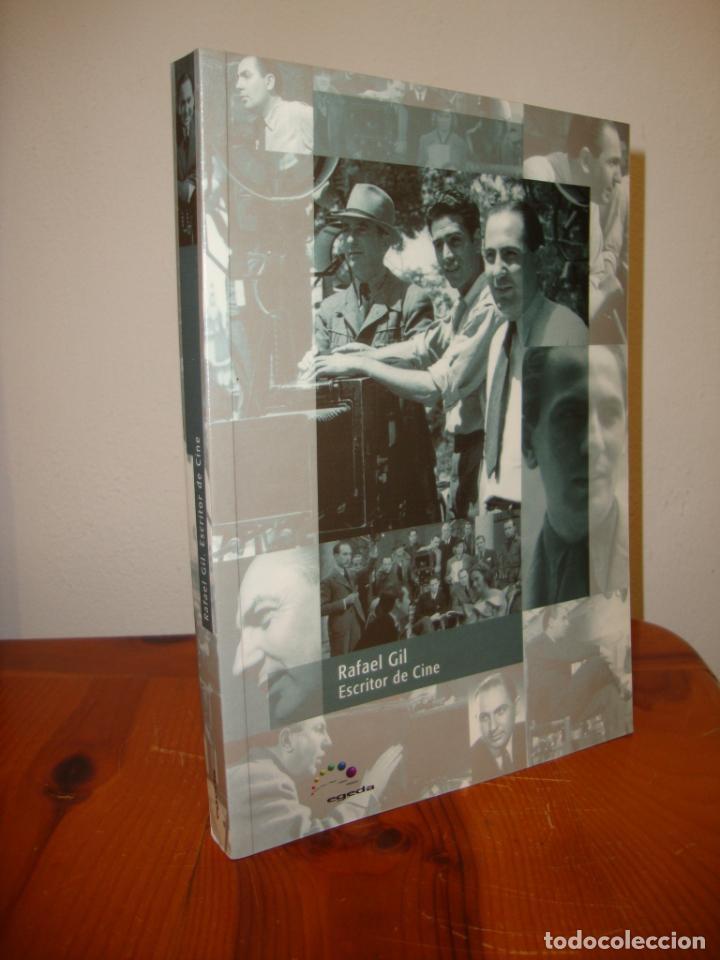 RAFAEL GIL. ESCRITOR DE CINE - FERNANDO ALONSO BARAHONA (ED.) - MUY BUEN ESTADO (Libros de Segunda Mano - Bellas artes, ocio y coleccionismo - Cine)