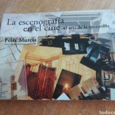 Libros de segunda mano: LA ESCENOGRAFIA EN EL CINE. Lote 279367718