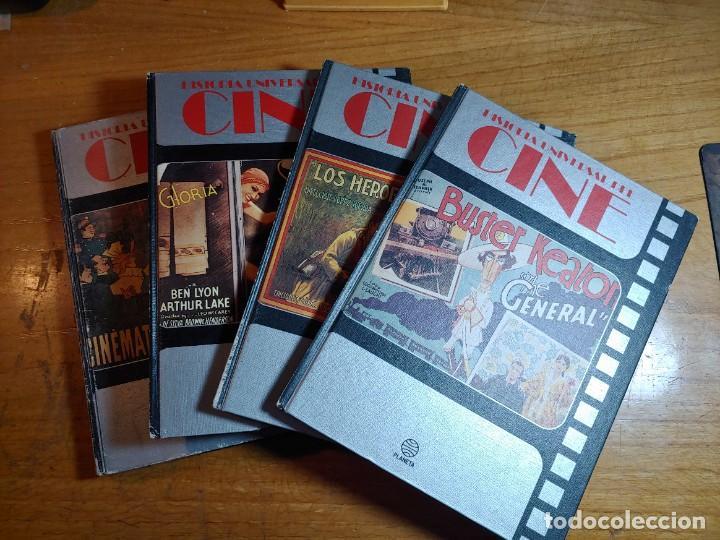 HISTORIA UNIVERSAL DEL CINE VOLUMEN 1, 2, 3 Y 4 (Libros de Segunda Mano - Bellas artes, ocio y coleccionismo - Cine)
