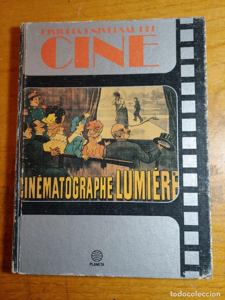Libros de segunda mano: HISTORIA UNIVERSAL DEL CINE VOLUMEN 1, 2, 3 Y 4 - Foto 2 - 280325543