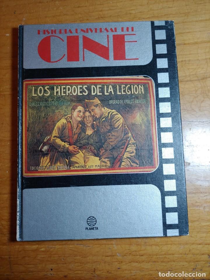 Libros de segunda mano: HISTORIA UNIVERSAL DEL CINE VOLUMEN 1, 2, 3 Y 4 - Foto 8 - 280325543
