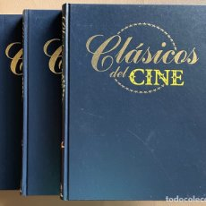 Livres d'occasion: CLASICOS DEL CINE . TERENCI MOIX. 3 TOMOS.. Lote 284125238