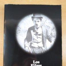 Libros de segunda mano: LOS FILMS DE CHARLIE CHAPLIN / GERALD MCDONALD-MICHAEL CONWAY-MARK RICCI / 1ªED.1975. AYMÁ. Lote 287414303