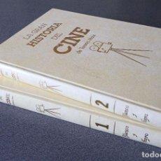 Libros de segunda mano: LA GRAN HISTORIA DEL CINE TERENCI MOIX ABC. Lote 287786023