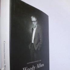 Livres d'occasion: CONVERSACIONES CON WOODY ALLEN. ERIC LAN. (CINE)ED. LUMEN.. Lote 288026948