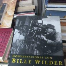 Libros de segunda mano: CAMERON CROWE. CONVERSACIONES CON BILLY WILDER. ALIANZA 2000. Lote 289909738