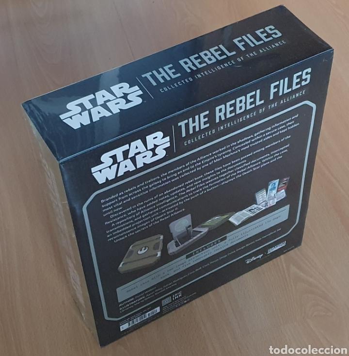 Libros de segunda mano: Star wars: The Rebels files deluxe edition - Foto 2 - 290109898