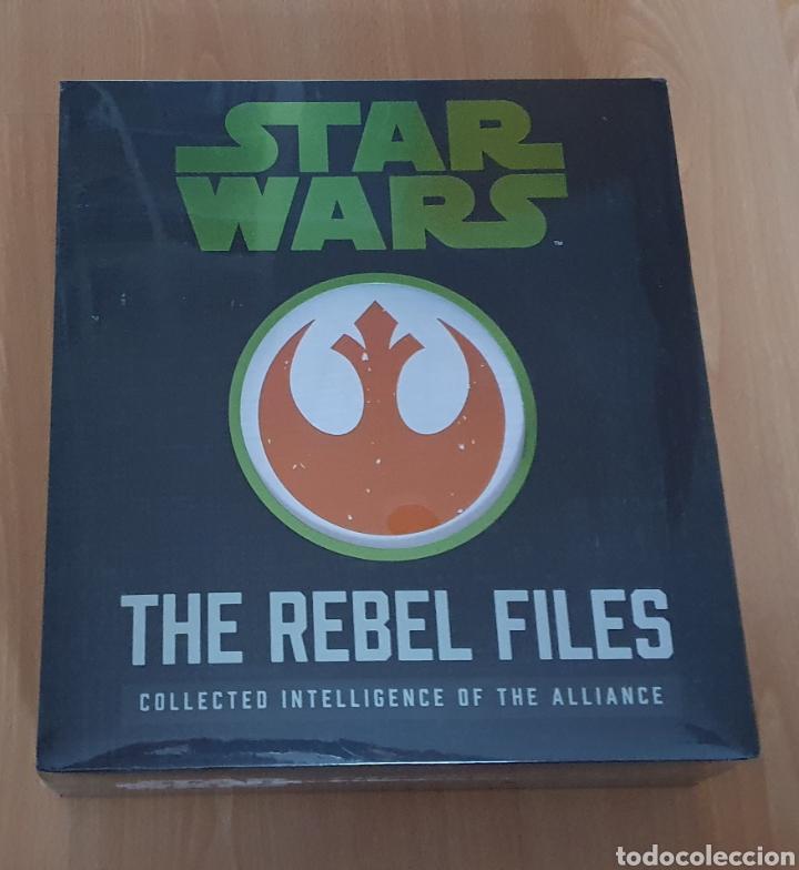 STAR WARS: THE REBELS FILES DELUXE EDITION (Libros de Segunda Mano - Bellas artes, ocio y coleccionismo - Cine)