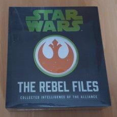 Libros de segunda mano: STAR WARS: THE REBELS FILES DELUXE EDITION. Lote 290109898