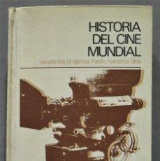 Libros de segunda mano: HISTORIA DEL CINE MUNDIAL. SADOUL. Lote 290111473