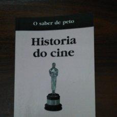 Libros de segunda mano: HISTORIA DO CINE. ANTONIO BALBOA / ANA SUÁREZ. EDICIÓNS LÓSTREGO. 2000. Lote 290131413