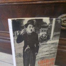 Libros de segunda mano: LIBRO CHARLES CHAPLIN..EL GENIO DEL CINE. Lote 293895478