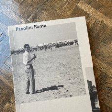 Libros de segunda mano: PASSOLINI ROMA - CCCB / SKIRA FLAMMARION (2013) ENVÍO GRATIS. Lote 295357788