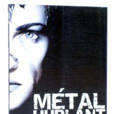 Libros de segunda mano: METAL HURLANT Y EL CINE FANTÁSTICO (JESÚS PALACIOS) 2009. OFRT. Lote 295534048