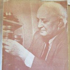 Libros de segunda mano: ROBERT FLAHERTY. - FERNANDEZ CUENCA, CARLOS.. Lote 297253113