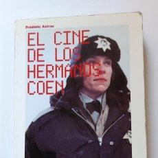 Libros de segunda mano: EL CINE DE LOS HERMANOS COEN - LIBRO DE 2A MANO. Lote 297267233