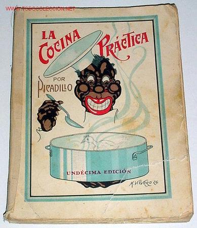 Antiguo libro la cocina practica por picadillo comprar for Cocina practica