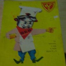 Libros de segunda mano: 1961.- LIBRO DE COCINA. POR AQUÍ, LA BUENA COCINA. BERNARD, FRANCOISE . Lote 27038838