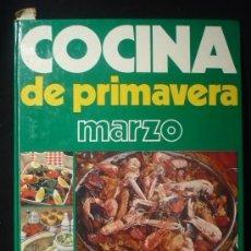 Libros de segunda mano: COCINA DE PRIMAVERA. FEBRERO. ED. PENINSULAR. 1975,100 PAGINAS.. Lote 13462182