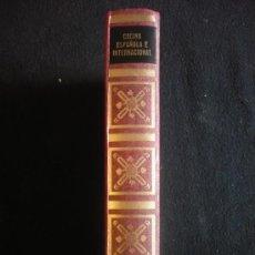 Livres d'occasion: COCINA ESPAÑOLA E INTERNACIONAL, CHEF J. FERNANDEZ. ED.PETRONIO. 304 PAG. . Lote 13237908