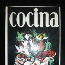 Libros de segunda mano: MANUEL DE COCINA. RECETATIRO. VARIOS AUTORES. 1995, 772 PAG.. Lote 19761685