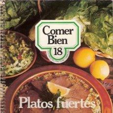 Libros de segunda mano: RECETAS DE COCINA. PLATOS FUERTES PARA EL INVIERNO. Lote 26271645