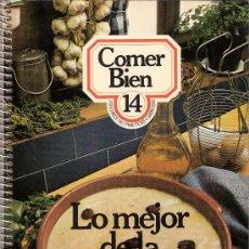 Libros de segunda mano: RECETAS DE COCINA. LO MEJOR DE LA COCINA VASCA. Lote 26323578