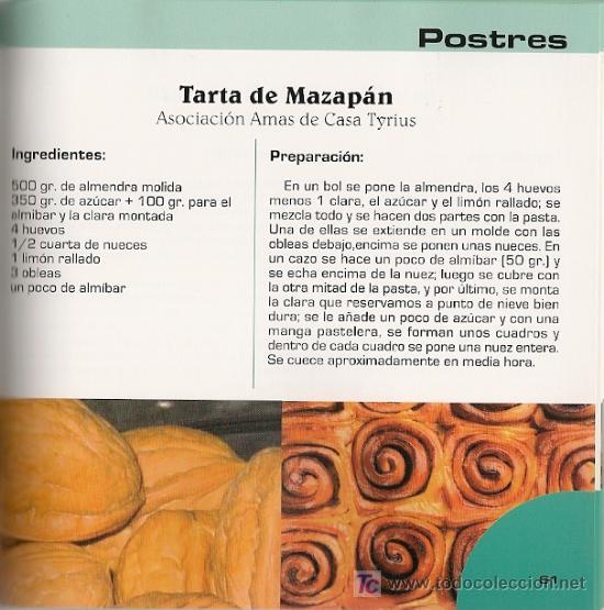 Libros de segunda mano: * RECETAS DE COCINA * Comer en Manises - Foto 2 - 23233838