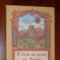 Libros de segunda mano: EL LIBRITO DEL AMANTE DEL PIMIENTO POR MICHELLE BERRIEDALE-JOHNSON, EL CUERNO DE LA ABUNDANCIA 1986. Lote 22694070