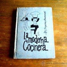 Gebrauchte Bücher - LIBRO DE COCINA ,LA MODERNA COCINERA de Mª Begoña Aramendi - 17978908
