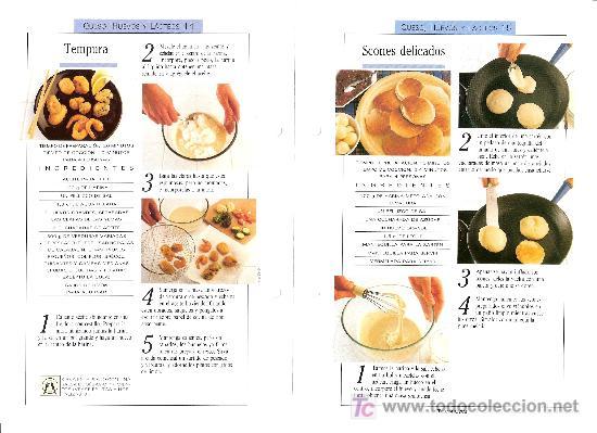 Recetario De Cocina.Recetario Cocina Cocinar Con Placer De Lo Más Sencillo A Lo Más Sofisticado Tecnicas Basicas