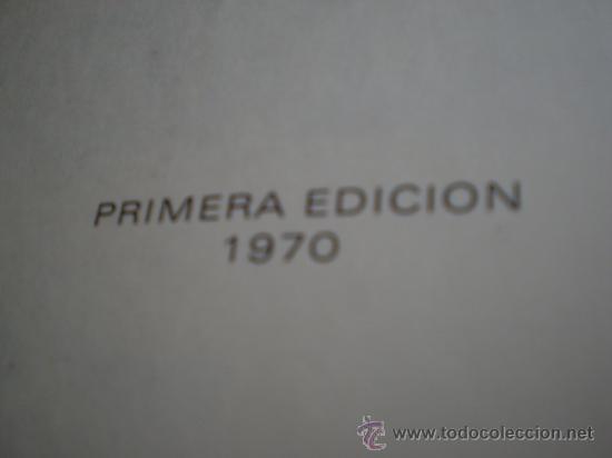 Libros de segunda mano: * PRIMERA EDICION 1970.LA COCINA ESPAÑOLA DE CANDIDO MESONERO MAYOR DE CASTILLA - Foto 2 - 26496516