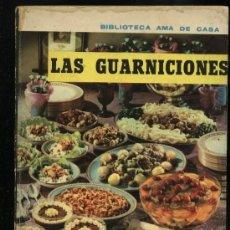 LAS GUARNICIONES BIBLIOTECA MOLINO AMA DE CASA 1965