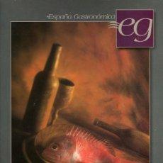 Libros de segunda mano: ESPAÑA GASTRONOMICA. 1997. 30 X 23 CM.. Lote 21292239