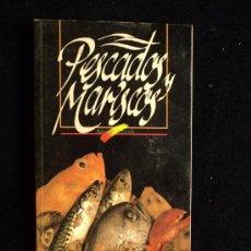 Libros de segunda mano: PESCADOS Y MARISCOS. MARTINEZ PEIRO Y BERTOLO. 1992 140PAG MINISTERIO AGRICULTURA. . Lote 21693977