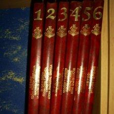 Libros de segunda mano: EL ARTE DE LA COCINA 6 TOMOS RUEDA 1987 RM39074. Lote 27567688