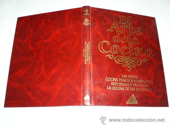 Libros de segunda mano: El Arte de la Cocina 6 TOMOS Rueda 1987 RM39074 - Foto 2 - 27567688