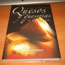 Libros de segunda mano - QUESOS Y QUESERIAS DE EXTREMADURA JUNTA DE EXTREMADURA 2005 - 24578351