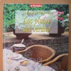 Libros de segunda mano: LOS PLATOS DEL VERANO VOLUMEN II, EDICION 1995, 255 PAGINAS, (VER FOTOS).. Lote 25602543