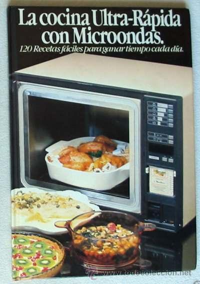 Recetas Para Cocinar En Microondas | La Cocina Ultra Rapida Con Microondas 120 Rec Comprar Libros