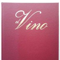 Libros de segunda mano: EL VINO - ATLAS MUNDIAL DE VINOS Y LICORES - HUGH JOHNSON - EDITORIAL BLUME - 2º ED. AMPLIADA - 1981. Lote 28120701