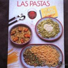 Libros de segunda mano: LAS PASTAS, EDITORIAL LIBSA 1992. Lote 28895882