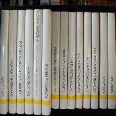 Escuela de cocina catorce tomos rm5575 comprar for Libro escuela de cocina