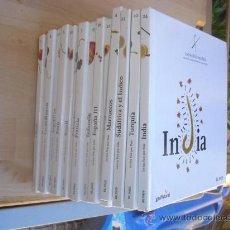 Libros de segunda mano: 15 LIBROS DE COCINA ESPAÑOLA Y EXTRANJERAS. Lote 29960890