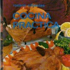 Libros de segunda mano: ROSARIO CIFUENTES - COCINA PRÁCTICA - ED. EVEREST - 1979. Lote 51424053